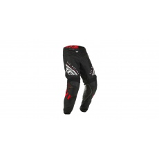 kalhoty KINETIC K220, FLY RACING (červená/černá/bílá)