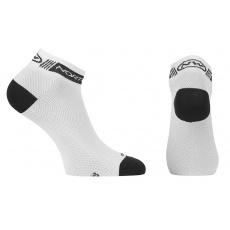 Cyklo ponožky Northwave Pearl Socks Woman White/Black