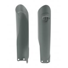 kryty vidlic KTM EXC/F 16- SX/F 15- šedé