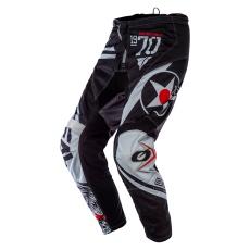 Kalhoty O´Neal Element WARHAWK černá/šedá