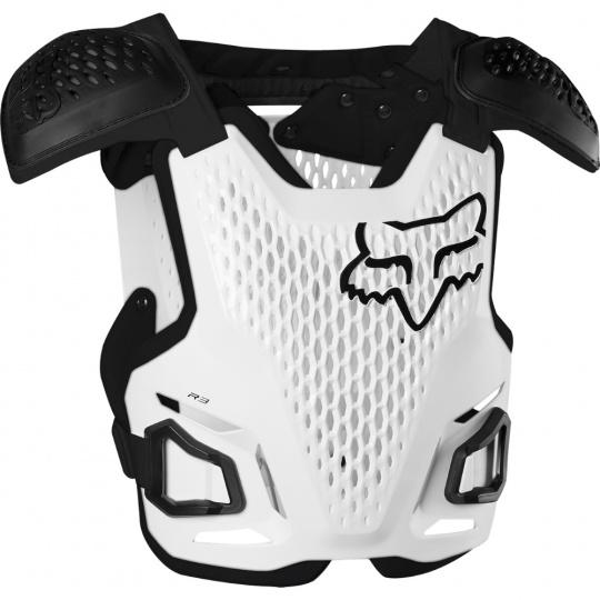 Pánský chránič Fox R3 White