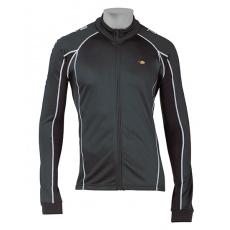 Pánská cyklo bunda Northwave Force Jacket Black