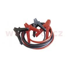 Startovací kabely 500 A, izolované plechové svorky, délka 3.5 m, průřez 25 mm2 mm2 GYS