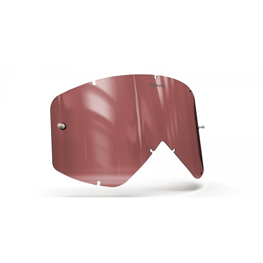 plexi pro brýle SMITH FUEL/INTAKE, ONYX LENSES (červené s polarizací)