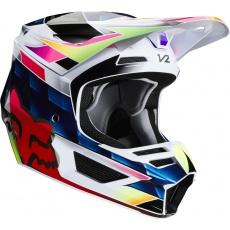 Pánská helma Fox V2 Kresa Helmet, Ece Multi