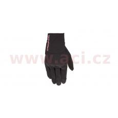 rukavice REEF, ALPINESTARS, dámské (černá/růžová)