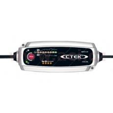 nabíječka CTEK MXS 5.0 NEW s teplotním čidlem 12 V, 120 Ah, 5 A