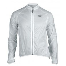 Unisex pláštěnka Northwave Breeze Jacket Transparent