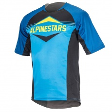 Alpinestars Mesa S/S Jersey dres Royal Blue Bright Blue