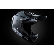 URGE Down-O-Matic RR - Black Silver White helma