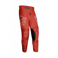 ACERBIS kalhoty MX-TRACKčervená