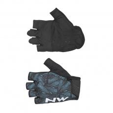 Dámské rukavice Northwave Flag 3 Woman Short Gloves Black