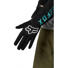 Dětské cyklo rukavice Fox Yth Ranger Glove Black