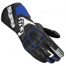 rukavice STS-3, SPIDI (černá/modrá)
