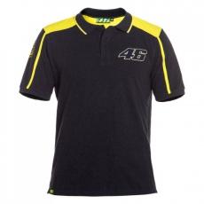 Polokošile Valentino Rossi VR46 černá 205422