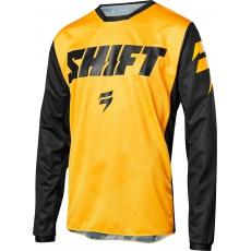 Pánský MX dres Shift Whit3 Ninety Seven Jersey Yellow