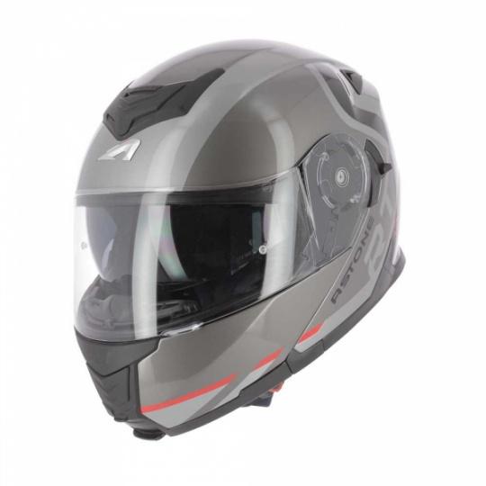 Moto přilba ASTONE RT1200 KING šedá