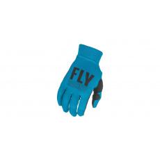rukavice PRO LITE 2021, FLY RACING (modrá/černá)