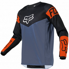 Dětský dres Fox Yth 180 Revn Jersey Blue Steel