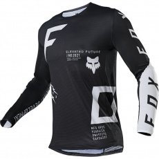 Pánský dres Fox Flexair Rigz Jersey Black