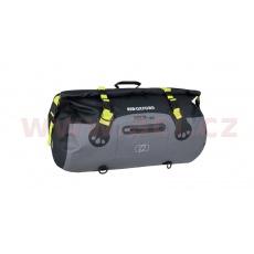 vodotěsný vak Aqua T-30 Roll Bag, OXFORD (černý/šedý/žlutý fluo, objem 30 l)