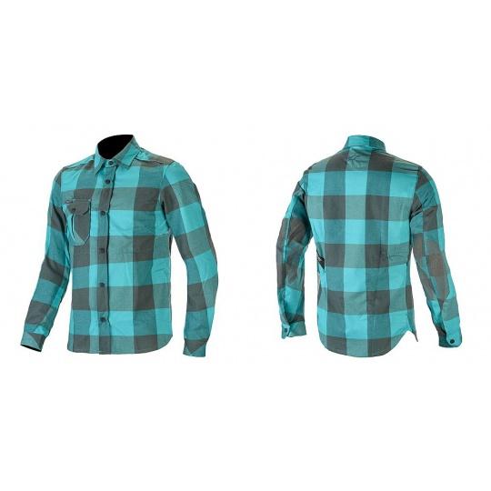 Alpinestars Andres Tech Shirt funkční košile Atlantic Ceramic