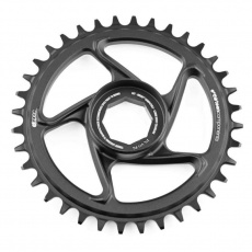 e*thirteen | e*spec Aluminum Direct Mount Chainring | 34T | Brose S Mag | Black