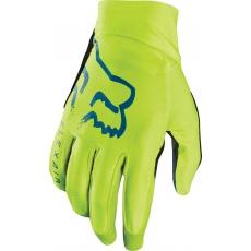 Pánské rukavice Fox Flexair Glove Flo Yellow