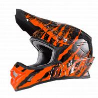 Přilba O´Neal 3Series MERCURY černá/oranžová S (55/56 cm)