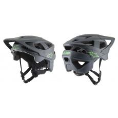 Alpinestars Vector Pro Atom Helmet Dark Grey/Cool Grey