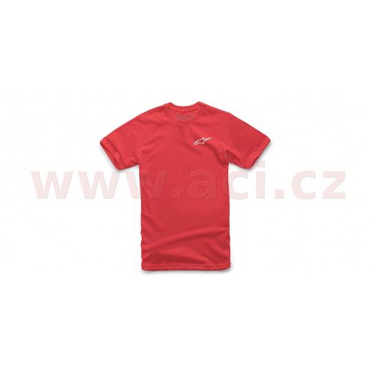 triko NEU AGELESS TEE krátký rukáv, ALPINESTARS (červená)