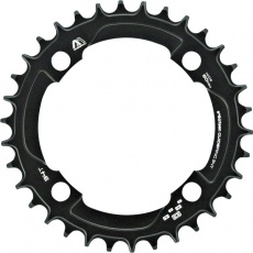 e*thirteen | Guidering | 104mm BCD | 32T | Std. Chainline | Black | 10/11/12spd Compatible