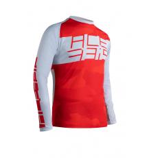 ACERBIS MTB dres SPEEDERčervená/šedá