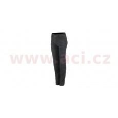 kalhoty DAISY 2 DENIM, ALPINESTARS, dámské (černá)