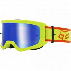 Pánské brýle Fox Main Barren Goggle - Spark Flo Yellow