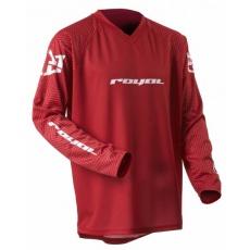 Royal Sub10 dres - červený