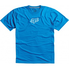 Pánské tričko Fox Racing Tournament Ss Tech Tee Electric Blue