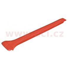 RTECH škrabka na bláto (červená)