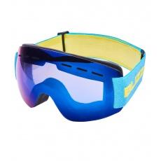 lyžařské brýle BLIZZARD Ski Gog. MF02KID DAVZS, smoke2, blue mirror