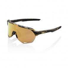 S2 - Peter Sagan LE Metallic Gold Flake - HiPER Gold Mirror Lens