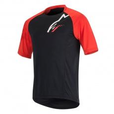 Alpinestars Trailstar SS Jersey dres - Black Red