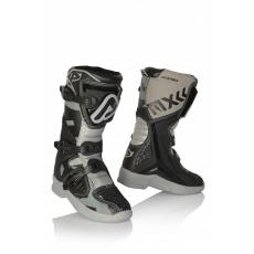 ACERBIS dětské boty X-TEAM KIDčerná