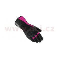 rukavice VOYAGER H2OUT LADY, SPIDI, dámské (černé/fialové)