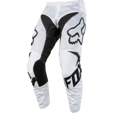 Pánské MX kalhoty Fox 180 Mastar Airline Pant White