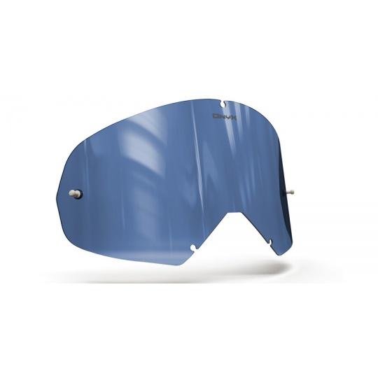 plexi pro brýle OAKLEY MAYHEM, ONYX LENSES (modré s polarizací)