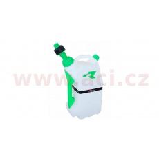 rychlotankovací kanystr R15 (objem 15 litrů), RTECH (zelené doplňky)