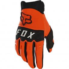 Dětské rukavice Fox Yth Dirtpaw Glove Fluo Orange