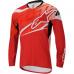 Alpinestars Sight L/S Jersey dres Red Spicy Orange