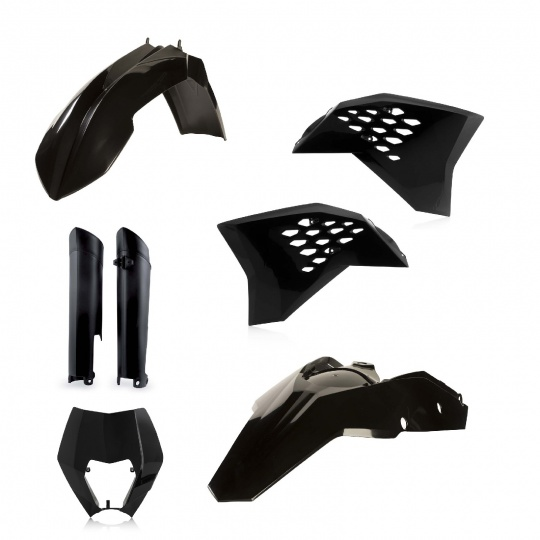 ACERBIS plastový full kit KTM EXC/EXCF 08/11