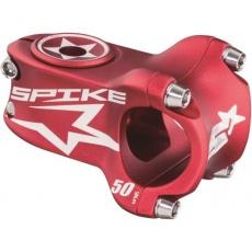Spike Race Stem, 50mm Red